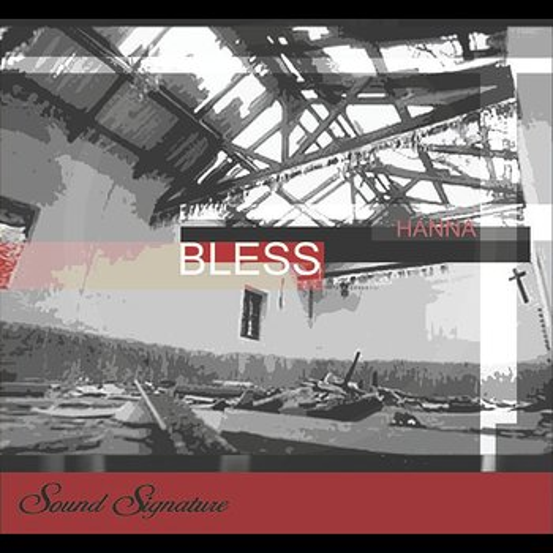 Cover art - Hanna: Bless