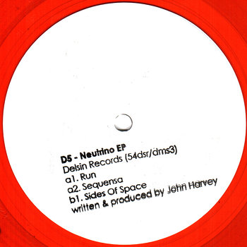 Cover art - D5: Neutrino EP