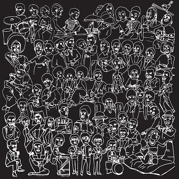 Cover art - Romare: Love Songs: Part Two
