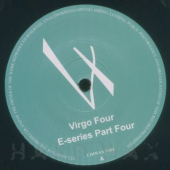 Cover art - Virgo Four: E-series Part 4