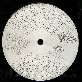 Cover art - Dave Aju: The Tables Turn