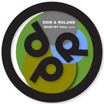 Cover art - Dom & Roland: Hear My Call