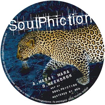 Cover art - Soulphiction: Masai Mara