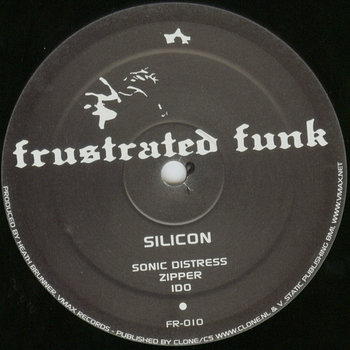 Cover art - Silicon: Sonic Distress