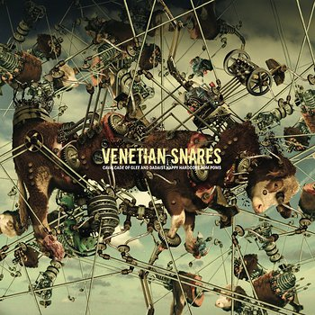 Cover art - Venetian Snares: Cavalcade Of Glee And Dadaist Happy Hardcore Pom Poms