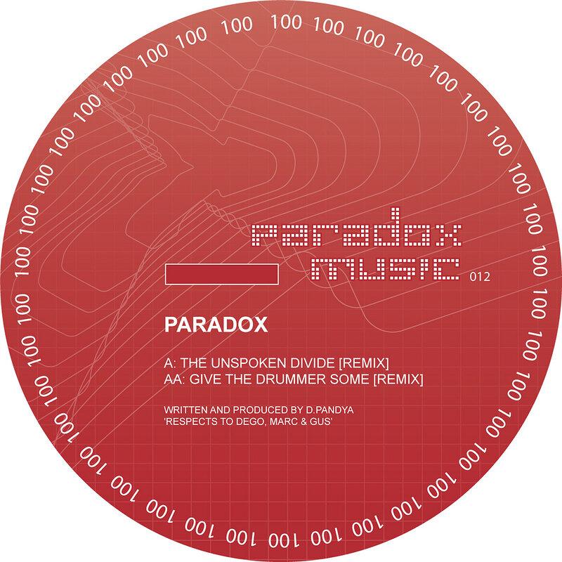 Cover art - Paradox: The Unspoken Divide (Remix)