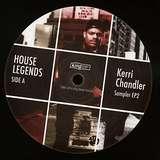Cover art - Kerri Chandler: House Legends: Kerri Chandler Sampler #2