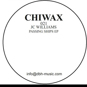 Cover art - JC Williams: Passing Ships EP