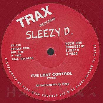 Cover art - Sleezy D.: I've Lost Control