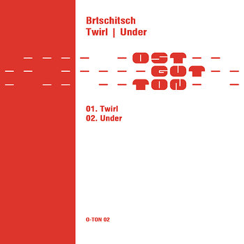 Cover art - Britschitsch: TwirlUnder