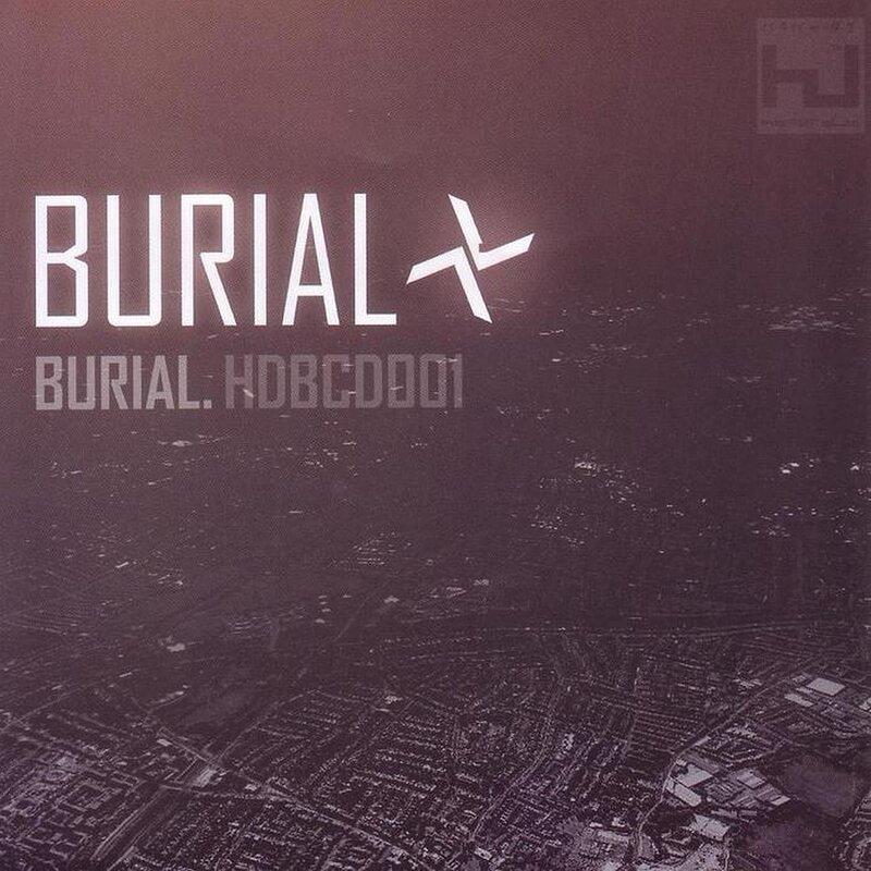 Cover art - Burial: Burial