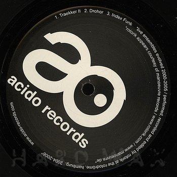 Cover art - Rotorik: Live At The Rotodrôm
