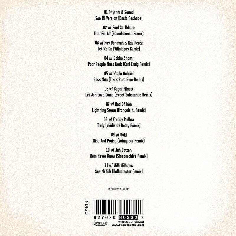 Cover art - Rhythm & Sound: See Mi Yah Remixes