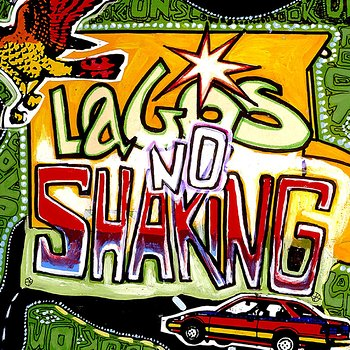 Cover art - Tony Allen: Lagos No Shaking