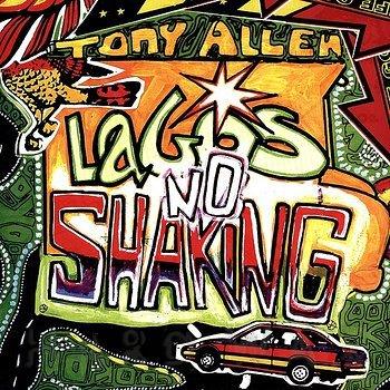 Cover art - Tony Allen: Lagos No Shaking