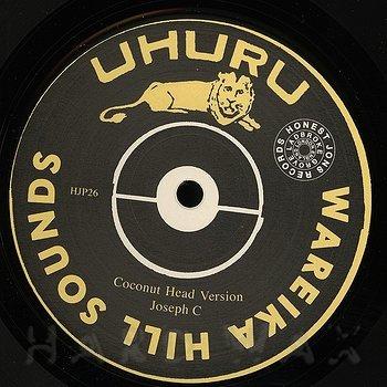 Cover art - Wareika Hill Sounds: Coconut Head