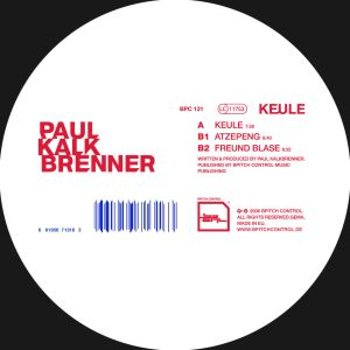 Cover art - Paul Kalkbrenner: Keule