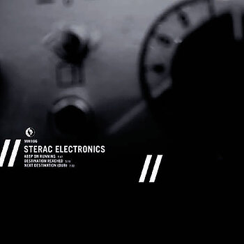 Cover art - Sterac Electronics: Keep On Running