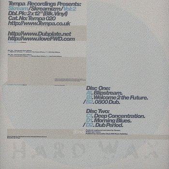 Cover art - Skream: Skreamizm Vol. 2