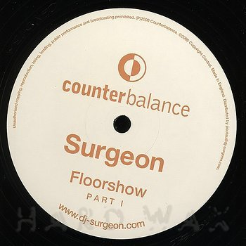 Cover art - Surgeon: Floorshow Part I