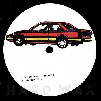 Cover art - Tony Allen: Moyege (Mark's Mix)