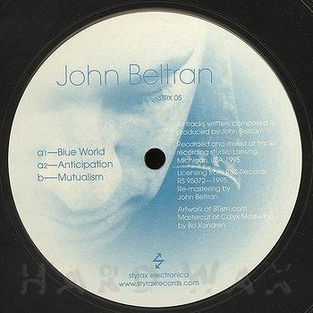 Cover art - John Beltran: Part 1