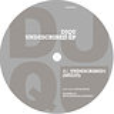 Cover art - DJ Qu: Undescribed EP