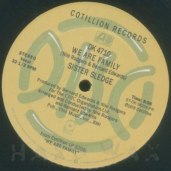 Cover art - Sister Sledge: We Are Family