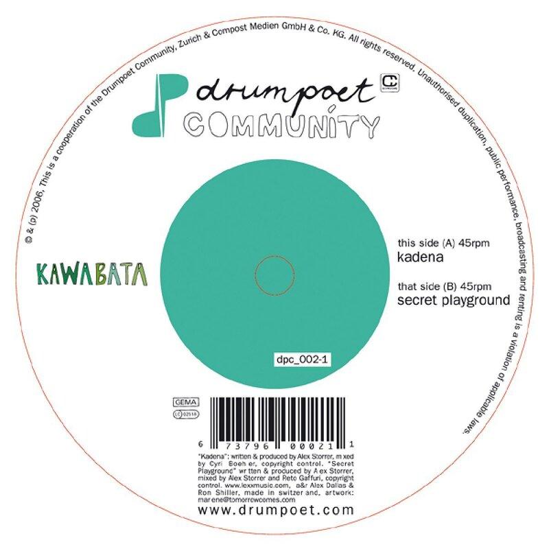 Cover art - Kawabata: Kadena