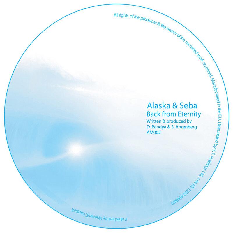 Cover art - Alaska & Seba: Perpetual