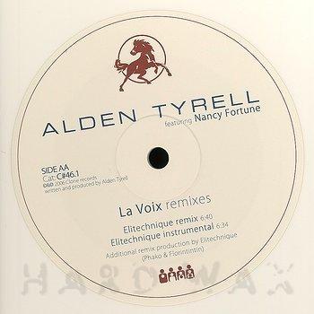 Cover art - Alden Tyrell feat. Nancy Fortune: La Voix Remixes