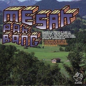 Cover art - Mesak: Pak Bang
