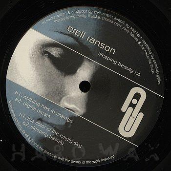 Cover art - Erell Ranson: Sleeping Beauty EP