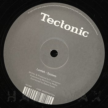 Cover art - Loefah & Digital Mystikz: Tectonic Plate 3