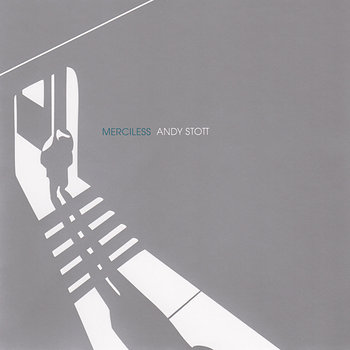 Cover art - Andy Stott: Merciless