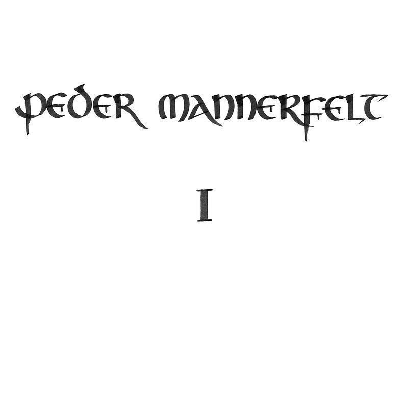 Cover art - Peder Mannerfelt: I