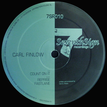 Cover art - Carl Finlow: Count On It