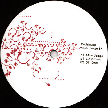 Cover art - Redshape: Misc Usage EP