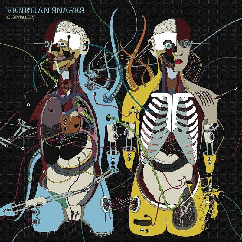 Cover art - Venetian Snares: Hospitality