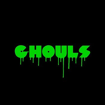 Cover art - Luke Solomon: Ghouls