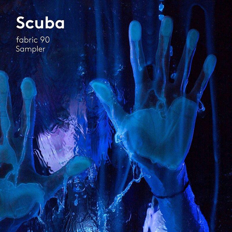 Cover art - Various Artists: Scuba: Fabric 90 Sampler