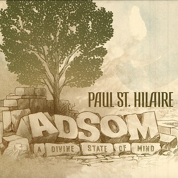 Cover art - Paul St. Hilaire: Adsom