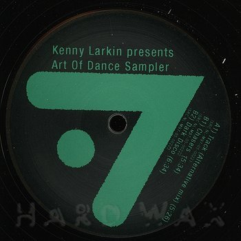 Cover art - Kenny Larkin: Art Of Dance Sampler