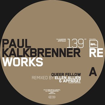 Cover art - Paul Kalkbrenner: Re-Works