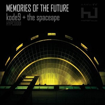 Cover art - Kode 9 + The Spaceape: Memories Of The Future