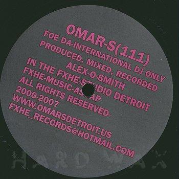 Cover art - Omar S: 111