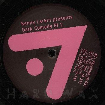 Cover art - Kenny Larkin: Dark Comedy Pt. 2