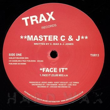 Cover art - Master C & J: Face It