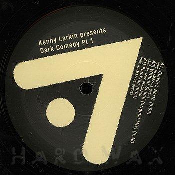 Cover art - Kenny Larkin: Dark Comedy Pt. 1