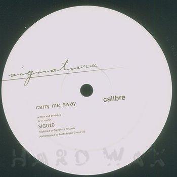 Cover art - Calibre: Carry Me Away